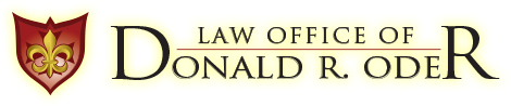 Logo of Law Office of Donald R. Oder